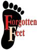 Forgotten Feet logo